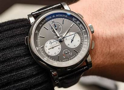 Split Lange Triple Double Sohne Hands Chronograph