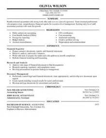 sle resume for senior staff accountant cpa resume philippines entry level staff accountant resume exles best business template