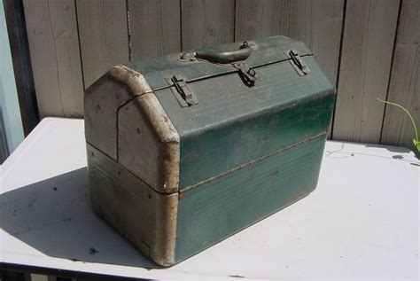 air force mechanics tool box vintage