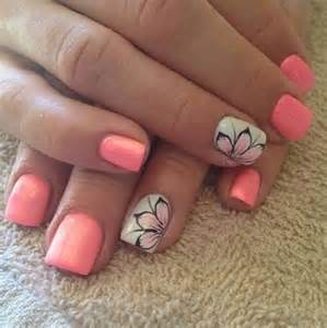 nail design summer acrylic nail designs
