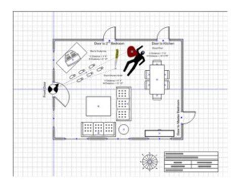 crime scene template crime scene diagram