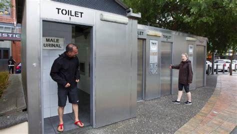 Wellington's Worst Public Toilets Revealed