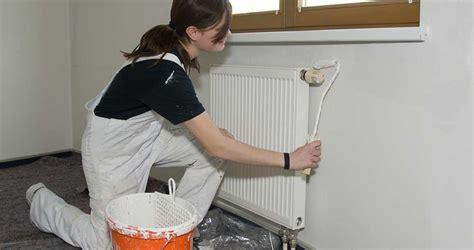 repeindre cuisine bois comment peindre un radiateur