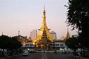 Sule Pagoda - Temple in Yangon - Thousand Wonders
