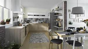 12 modeles de cuisine qui font la tendance en 2015 With peinture salle a manger tendance pour petite cuisine Équipée
