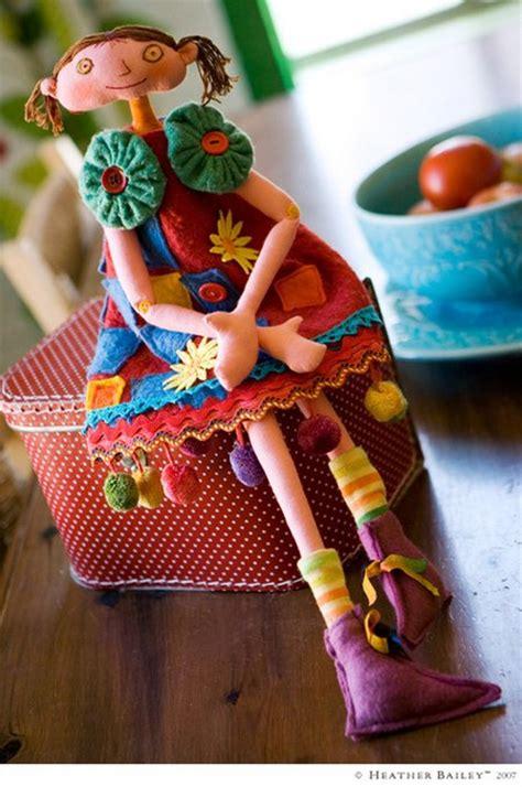 making  cloth doll   steps goldenfingers