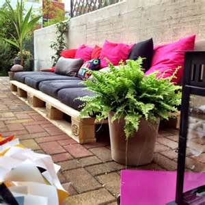 lounge sofa balkon amazing diy pallet sofa ideas my desired home