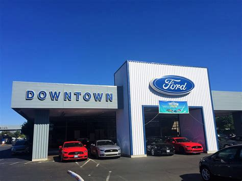 Downtown Ford Sacramento by Downtown Ford Sales Sacramento California Ca