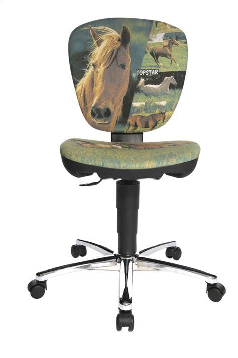 topstar chaise de bureau topstar chaise de bureau pour enfants kiddi horses