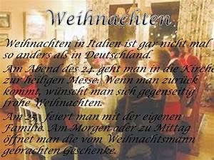 Weihnachten In Italien : weihnachten ppt video online herunterladen ~ Udekor.club Haus und Dekorationen