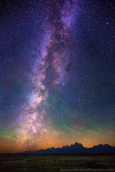 Into The Night Photography How To Photograph Milky Way
