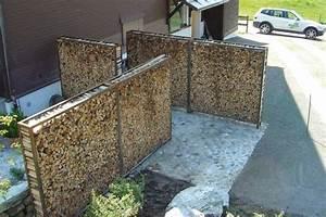 Felssteine Für Den Garten : sichtschutz f r den garten ~ Markanthonyermac.com Haus und Dekorationen