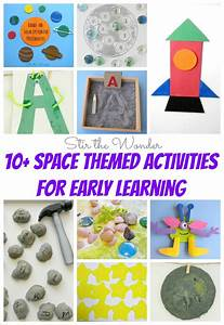 Math Preschool Activities Space | Food Craft Gallery Page
