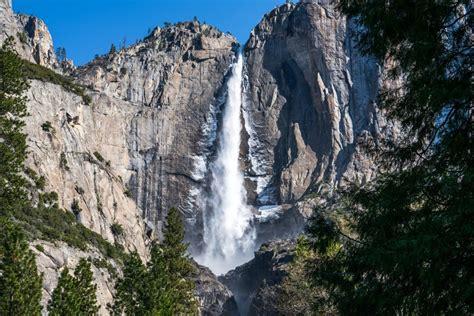 High Sierra Waterfall Season Here Our