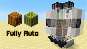 Fully automatic Pumpkin and Melon farm (Tutorial for ...