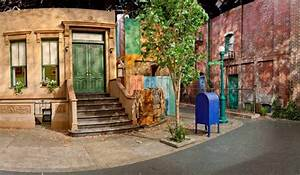 Where is Sesame Street? - On the set of New York.com