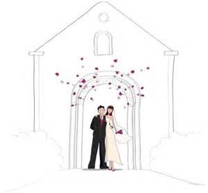rã pondre ã un faire part de mariage gold wedding rings illustration messe mariage