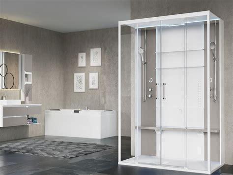 cabina doccia prezzi bassi cabina multifunzione novellini