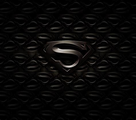 Superman Logo Iphone Wallpaper Hd