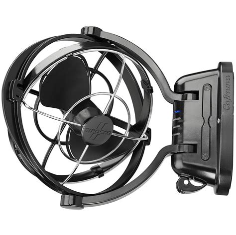 sirroco  black fan home   volt northern