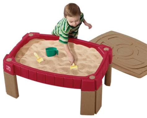 how to sand a table play sand water tables for kids