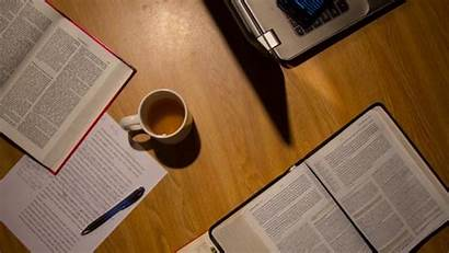 Study Bible Wallpapers Students Table Backgrounds Background