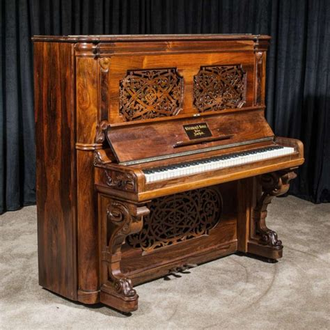 Upright – Antique Piano Shop