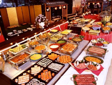 cheap easy canapes raleigh wedding reception catering fall wedding buffets