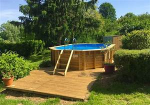 Piscine Bois Ubbink : piscine bois tonga nortland ubbink allongee en kit 610 x ~ Mglfilm.com Idées de Décoration