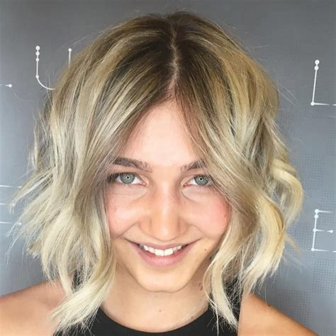 the cutest choppy hairstyles you ll see for 2018