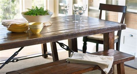kitchen design with dining table rustic farmhouse dining table 7993