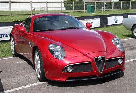 Alfa Romeo Competizione by Alfa Romeo 8c Competizione