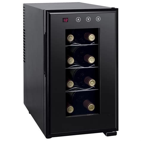 thermoelectric wine cooler spt 8 bottle thermoelectric wine cooler 593889 kitchen