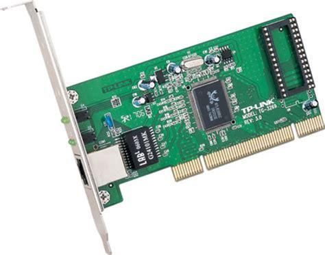 jual gigabit pci network adapter mbps lan card tg