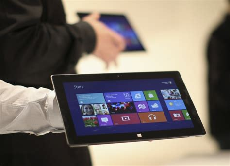 how much will microsoft surface tablets cost