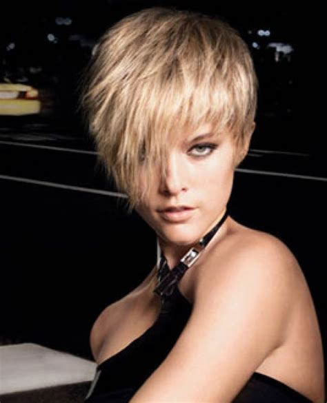 short blonde hairstyle   redken collection