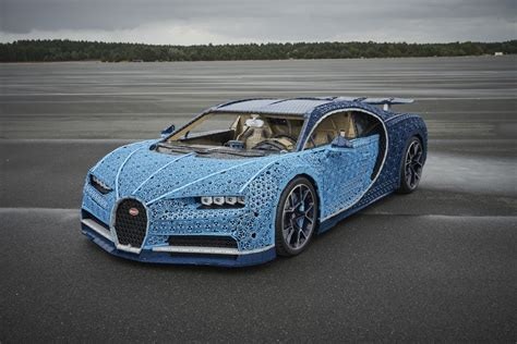 This lego technic bugatti chiron is an engineering feat. LEGO Unveils Full-Size, Driveable Bugatti Chiron - autoevolution