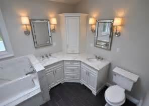 Ideas For Bathroom Vanity Best 25 Corner Bathroom Vanity Ideas On Corner Sink Bathroom Bathroom Corner