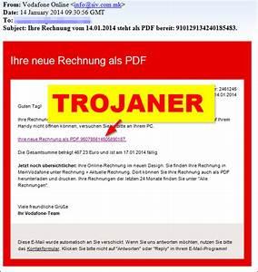 Vodafone De Meinkabel Rechnung : trojaner warnung vodafone online rechnung mimikama ~ Themetempest.com Abrechnung