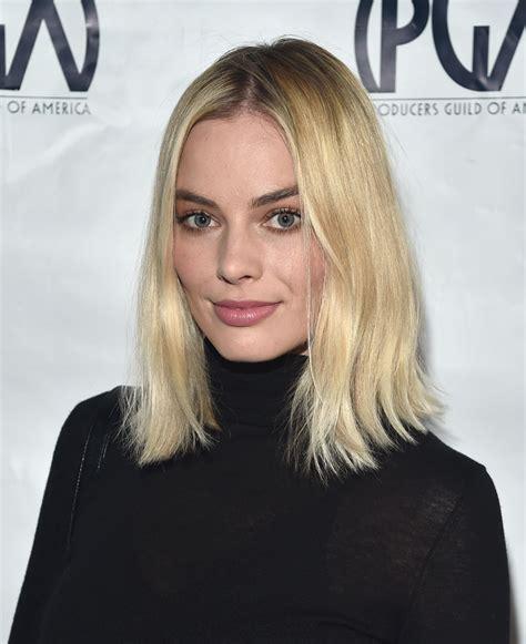 Margot Robbie 2018 Pga Nominees Breakfast In Los Angeles