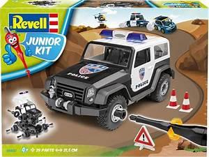 Polizei Auto Kaufen : revell modellbausatz auto junior kit gel ndewagen polizei online kaufen otto ~ Yasmunasinghe.com Haus und Dekorationen