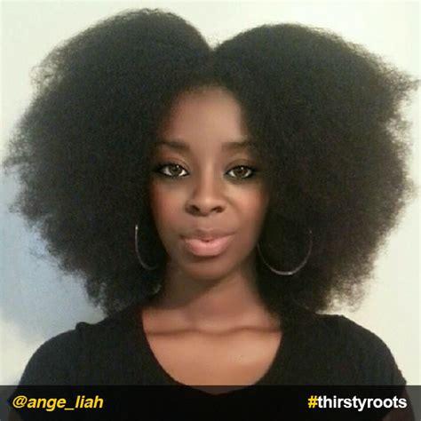 instafeature natural hair growth regimen atangeliah
