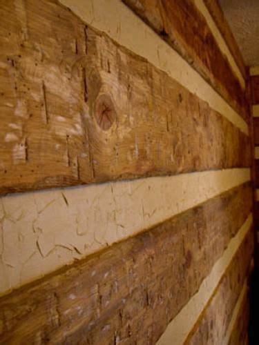 fake log cabin faux cabin walls diy log cabin log cabin decor