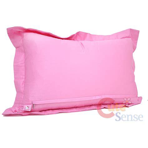 hello kitty pillow sanrio hello kitty pillow pink bedding 100 cotton 24 quot ebay