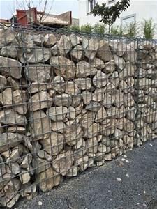 Mur En Gabion : mur de sout nement en gabion perpignan b timent ~ Premium-room.com Idées de Décoration
