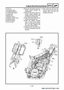 Yamaha Yz250ft 2005 Owner U0026 39 S Service Manual Pdf