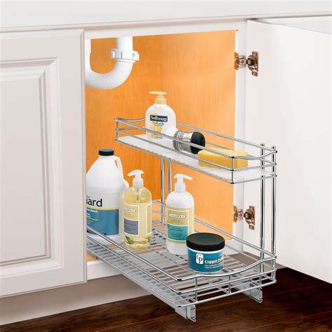 best under bathroom sink organizer pull out under sink organizer chrome in pull out baskets