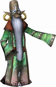 Charlo from The Legend of Zelda: Twilight Princess