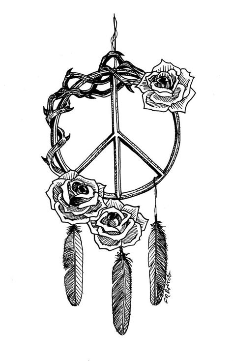 This is for my granpa who I know wishes to have a tattoo simular to this Art©ElinBjorck | Peace