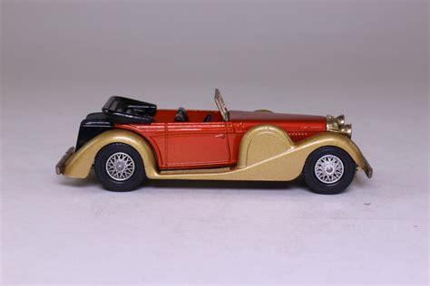 Models of Yesteryear Y-11/3; 1938 Lagonda Drophead Coupe ...
